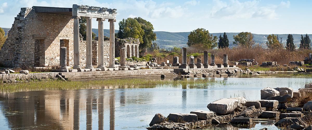 Éfeso (Kusadasi), Turquía