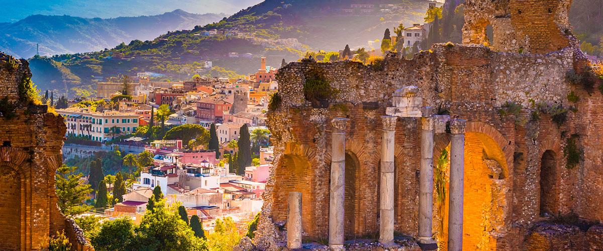 Taormina (Sicilia), Italia