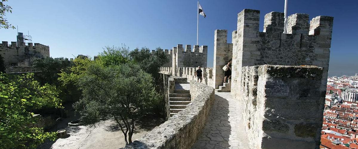 Castillo San Jorge, Lisboa