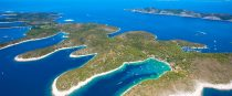 Isla Hvar-Pakleni, Croacia