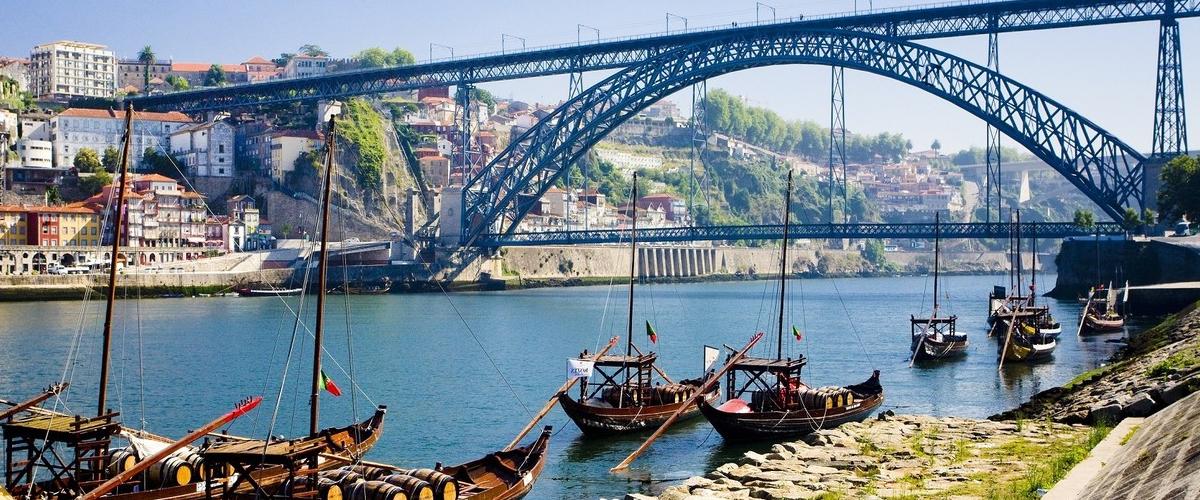 Puente de Luis I, Oporto