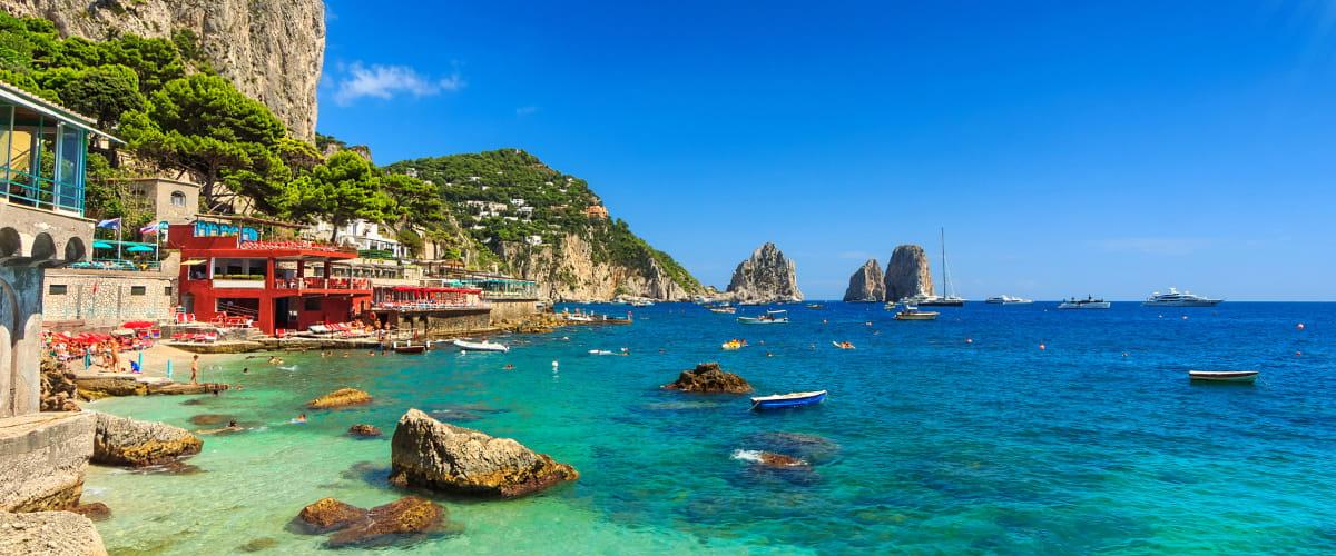 Sorrento Capri, Italia