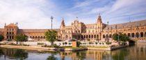 Plaza España, Sevilla, España