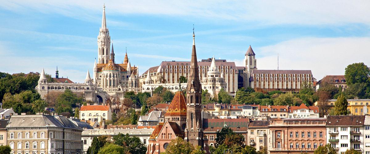 Catedral de San Mateo de Budapest
