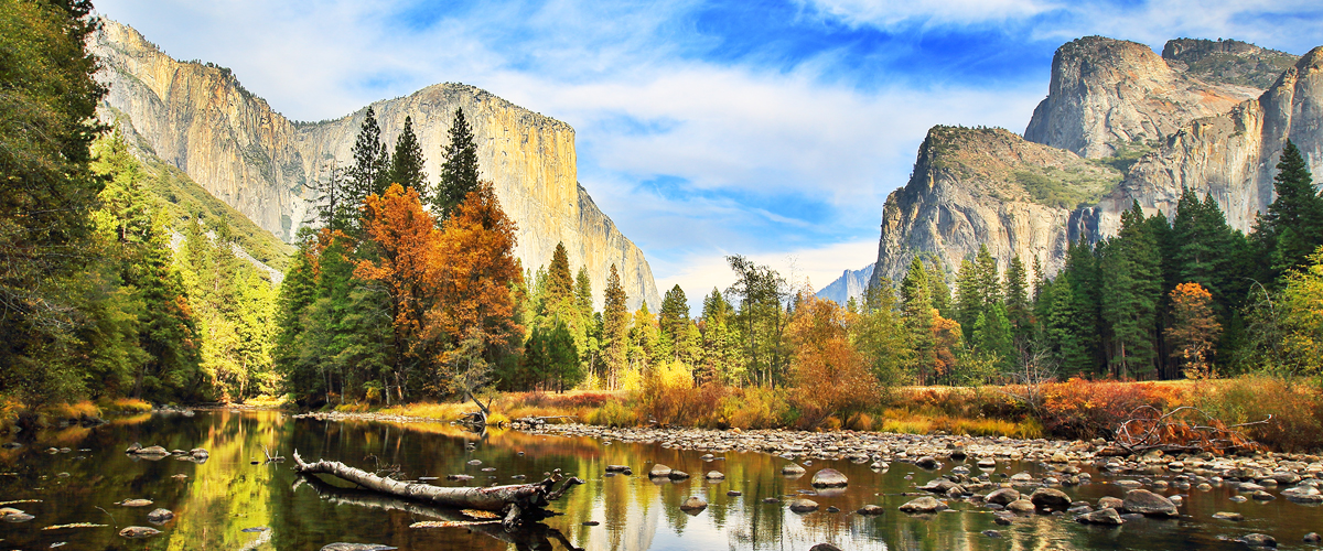 Parque Yosemite